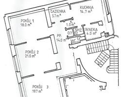 Biuro na sprzedaż, Kraków Stare Miasto Kleparz Kolberga, 750 000 zł, 101 m2, 04286A-1