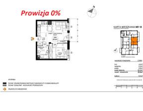 Mieszkanie na sprzedaż, Łódź Górna Rokicie Józefa Romana, 230 100 zł, 39 m2, 624