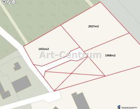 Działka na sprzedaż, Bydgoski Białe Błota Zielonka, 144 045 zł, 1455 m2, ART-GS-114205