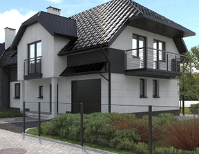 Dom w inwestycji Bogucianka, symbol 160C