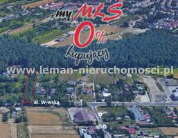 Działka na sprzedaż, Lublin M. Lublin Sławin al. Warszawska, 1 850 000 zł, 7600 m2, LEM-GS-6203