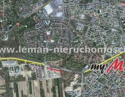 Działka na sprzedaż, Lublin M. Lublin Czuby Os. Widok, 440 000 zł, 1505 m2, LEM-GS-2661