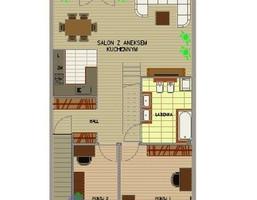 Mieszkanie na sprzedaż, Szczecin Bukowo, 484 829 zł, 132,83 m2, 48/4649/OMS