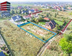 Działka na sprzedaż, Poznański Rokietnica Bytkowo żurawinowa, 179 000 zł, 1221 m2, 214