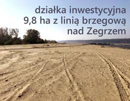 Działka na sprzedaż, Wołomiński (Pow.) Radzymin (Gm.) Stare Załubice, 15 000 000 zł, 98 000 m2, 45-3