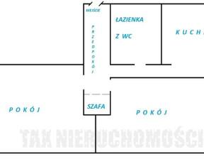 Mieszkanie do wynajęcia, Sosnowiec Pogoń Reymonta, 1200 zł, 46 m2, 3200