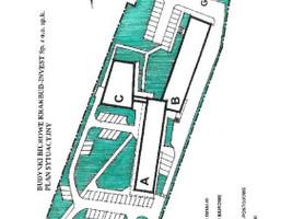 Komercyjne w inwestycji Budynki biurowe KRAKBUD, budynek Budynek B, symbol BIII.p.