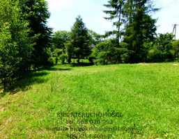 Działka na sprzedaż, Krakowski (pow.) Skawina (gm.) Radziszów Zadworze Górne, 202 800 zł, 2600 m2, S/1a/1406/Radz.