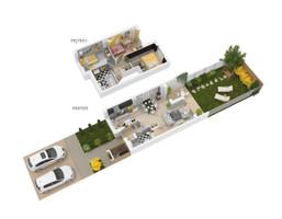 Dom w inwestycji DĄBRÓWKA, LEŚNA POLANA – DOPIEWIEC, budynek LARGO, symbol R/LR-21