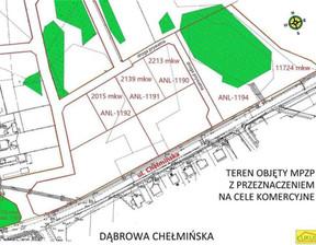 Działka na sprzedaż, Bydgoski Dąbrowa Chełmińska, 200 000 zł, 11 724 m2, ANL001194