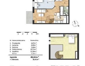 Mieszkanie w inwestycji Osiedle Słoneczne, budynek Budynek 1, symbol 35