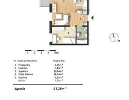 Mieszkanie w inwestycji Osiedle Słoneczne, budynek Budynek 1, symbol 41