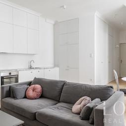 Mieszkanie do wynajęcia, Warszawa Śródmieście Stanisława Noakowskiego, 5000 zł, 57 m2, 12082/464/OMW