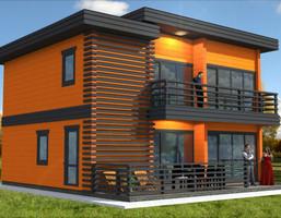 Dom w inwestycji Satori House (kujawsko-pomorskie), budynek Opcja Dom z płytą fundamentową, symbol S04P03