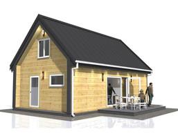 Dom w inwestycji Satori House (lubelskie), budynek Opcja Pod klucz z płytą fundamentową, symbol S06P10