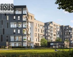 Mieszkanie na sprzedaż, Gdańsk Beniowskiego, 516 698 zł, 46,76 m2, SF032366