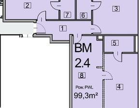 Mieszkanie w inwestycji Deo Plaza, symbol 2,4