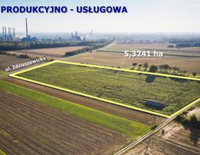 Handlowo-usługowy na sprzedaż, Strzelecki Leśnica Zdzieszowicka, 2 100 000 zł, 53 241 m2, 1/7702/OGS