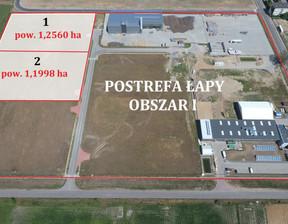 Budowlany na sprzedaż, Białostocki (pow.) Łapy (gm.) Łapy, 427 200 zł, 12 560 m2, lc-000001229
