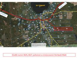 Działka na sprzedaż, Giżycki (pow.) Giżycko (gm.) Sterławki Małe, 45 000 zł, 2186 m2, gc0000874