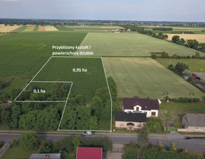 Działka na sprzedaż, Inowrocławski Kruszwica Wola Wapowska, 119 900 zł, 10 500 m2, 488212