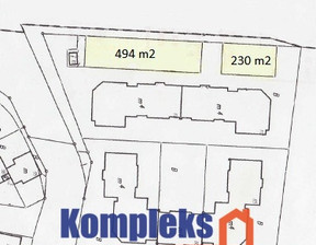 Handlowo-usługowy na sprzedaż, Szczecin Os. Majowe, 95 000 zł, 724 m2, KOM30318